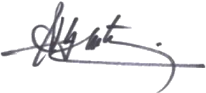 Willy Martinez Signature